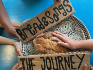 BREAD & SONGS: The journey | ZID Theater | (LNP) @ OBA Theater | Amsterdam | Noord-Holland | Nederland