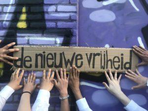 Opening: De Nieuwe Vrijheid | NL/EN | @ Podium Mozaïek | Amsterdam | Noord-Holland | Nederland