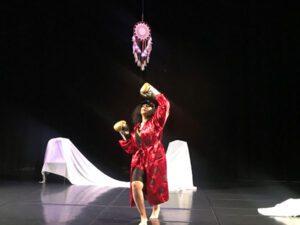 Rebel | Naïma Baraka | locatie: ZID Theater | publieksevent @ ZID Theater | Amsterdam | Noord-Holland | Nederland