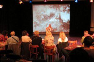 The Art of Hope | open podium FATE & Artez | locatie: ZID Theater | publieksevent @ Amsterdam | Noord-Holland | Nederland